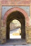 Tor des Weins. Alhambra. Stockfotografie