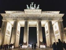 Tor di Brandenburger Fotografia Stock Libera da Diritti