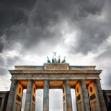 Tor di Branderburger fotografia stock libera da diritti