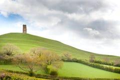 Tor Glastonbury Stock Photography