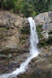 Tor Tip Waterfall. Kang kra jan national park of thailand royalty free stock photos