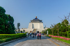 Tor von Chiang Kai Sek-Gedenkhalle Stockfotografie
