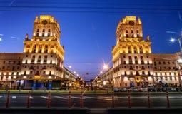 Tor von Minsk stockfotografie