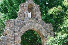 Tor von Santa Maria Assunta lizenzfreie stockfotografie