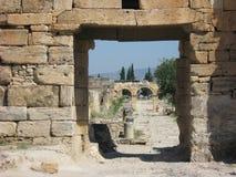 Tor zur Antike Lizenzfreies Stockbild