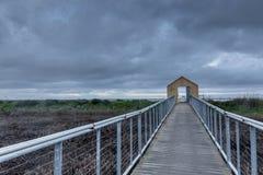 Tor zur Natur stockbilder