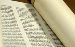Torah Royalty Free Stock Photography