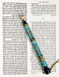 Torah, Boek Tikkun, en Wijzer, of Yad Royalty-vrije Stock Afbeelding