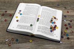 Torah book Stock Photos