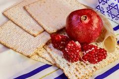 torah för bröd för påskhögtid för matzoh för ferie för roshhashanah judisk Royaltyfria Bilder