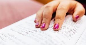 Torah juif de vacances de culture de judaism Photographie stock libre de droits