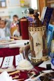 Torah scrolls Stock Image