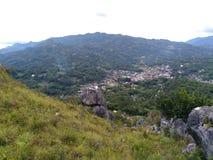 Toraja-Ansicht Stockfotografie