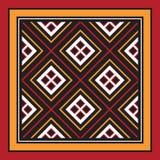 Toraja Pattern Pa`re`po` Sangbua Wood Carving Stock Image