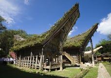 Toraja village Royalty Free Stock Photography