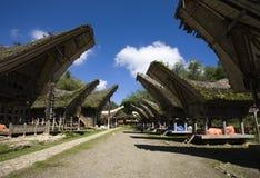 Toraja village Stock Images