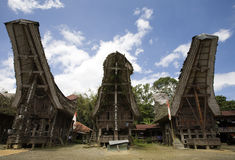 Toraja village Stock Photos