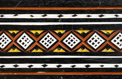 Toraja wood carving Stock Images