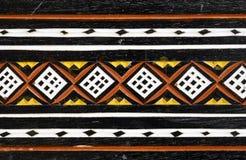 Toraja wood carving Stock Images