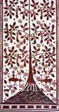 Torajan textile Stock Photography