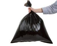 torba śmieci Fotografia Stock