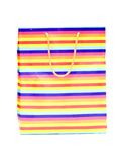 torba kolorowy zakupy Obrazy Royalty Free