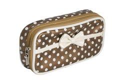 torba kosmetyki Zdjęcia Royalty Free