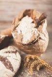 Torba mąka zdjęcia stock