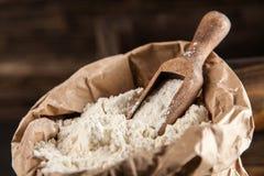 Torba mąka zdjęcie royalty free