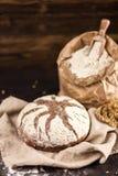 Torba mąka obrazy stock