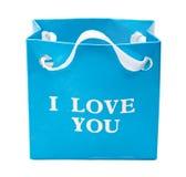 torba papier Zdjęcia Royalty Free