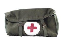 torba pierwszej pomocy Zdjęcia Royalty Free