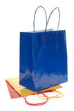 torba prezent Zdjęcia Royalty Free