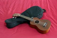 torba ukulele Obraz Stock
