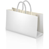 torba zakupy Fotografia Stock