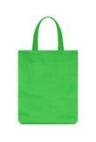 torba zakupy zielony Obrazy Royalty Free