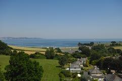 Torbay Scene stock photo