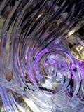 Torbellino de cristal Imagen de archivo