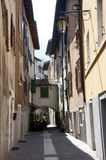 Torbole auf See Garda Italien Lizenzfreie Stockbilder
