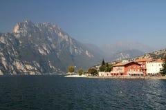 Torbole, lago Garda, Italy Fotografia de Stock