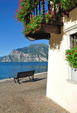 Torbole,Lake Garda Stock Photos