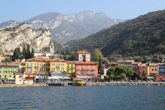 Torbole, Lake Garda, Italy Royalty Free Stock Images