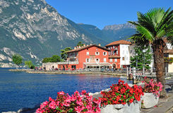 Torbole,Lake Garda,Italy Stock Photo