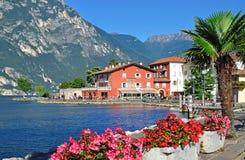Torbole,Lake Garda,Italy Stock Photo