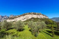 Torbole near Garda Lake - Trentino Italy Stock Image