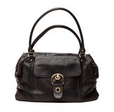 torby czerń odosobnione kobiety Zdjęcia Royalty Free