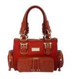 torby czerwień Fotografia Stock
