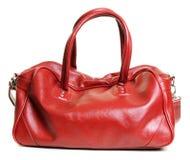 torby czerwień Zdjęcia Stock