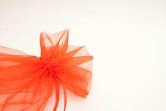 torby czerwieni jedwab Zdjęcie Stock
