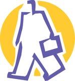 torby ikony mężczyzna Ilustracji
